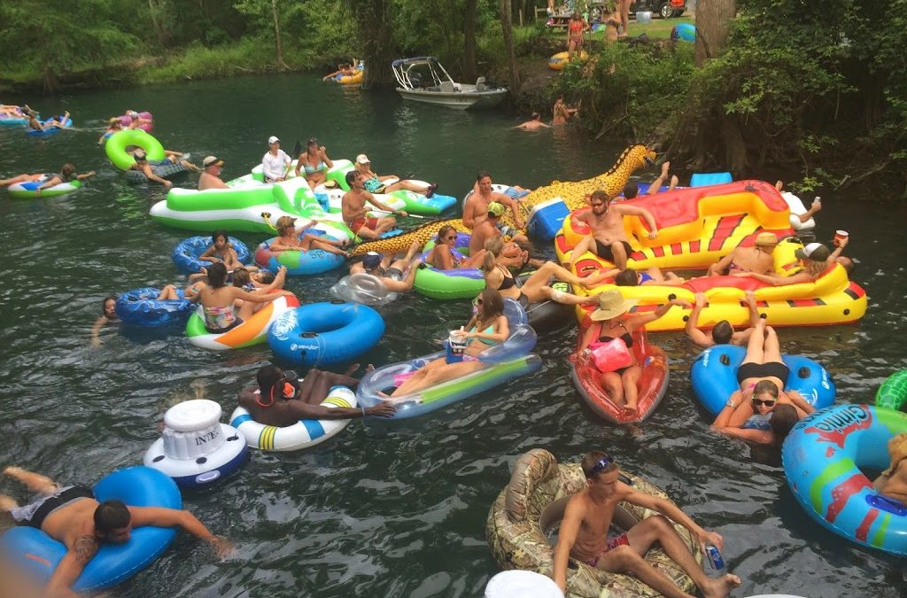 """Floatathon"" Ginnie Springs 2014"