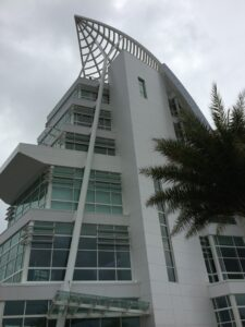 Exploration Tower Port Canaveral