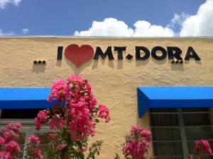 I Love Mount Dora