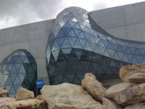 The new Dali Museum St. Pete